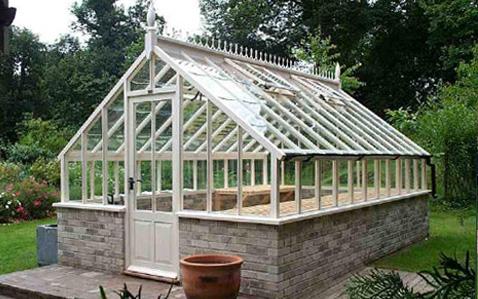 Freestanding Victorian Greenhouses