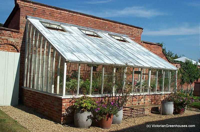 Lean To Greenhouse Home Design 2015