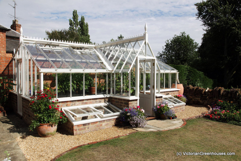 Victorian greenhouse plans designs for Victorian conservatory plans